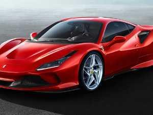 Ferrari's devastatingly fast supercar