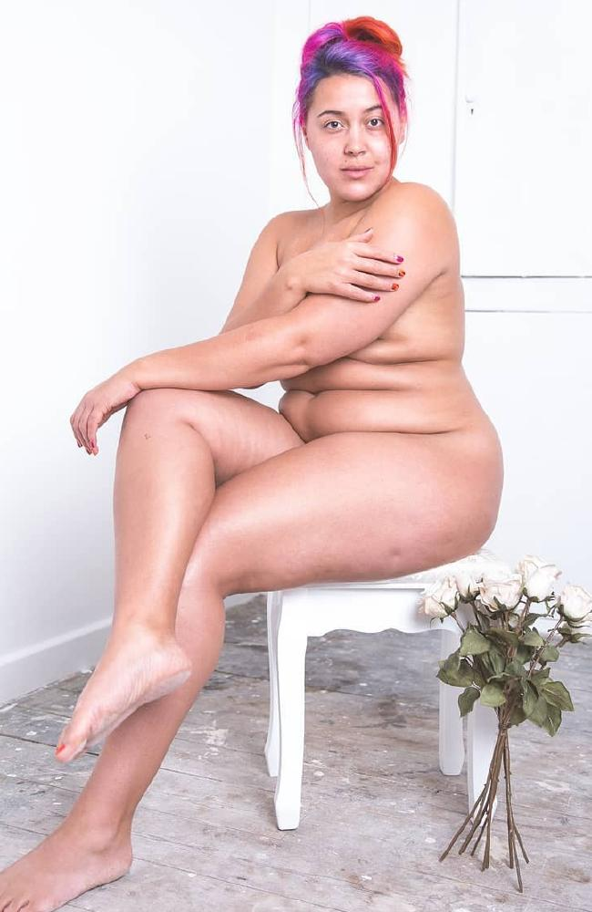 Megan Crabbe is a body positivity ambassador with over a million followers on Instagram. Picture: Megan Jayne Crabbe/Instagram