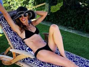 Judd's racy bikini-filled getaway