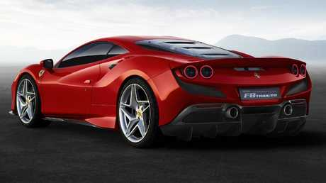 The Ferrari F8 Tributo is a more focused version of the outgoing 488 GTB.