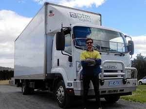 Henri's Isuzu a 'great truck all round'