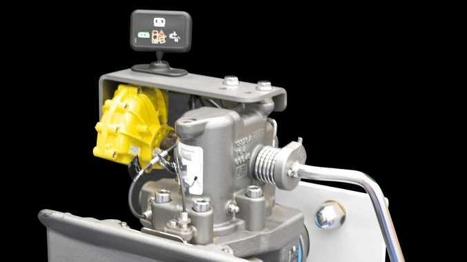SEE IT FOR YOURSELF: You can see the Rockinger coupling R0500 at the display at the Brisbane Truck Show in May.