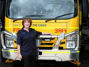 Parliamentary shout out leaves QFES volunteer stunned