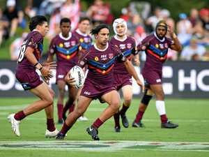 Keanu's charge leads Queensland Murris