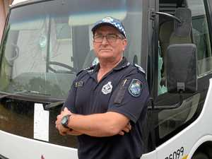 Police investigate after two PCYC buses found vandalised