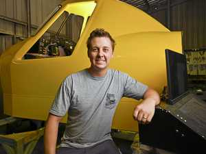 Company's workload doubles with chopper success