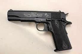 1911 colt 22 pistol handgun