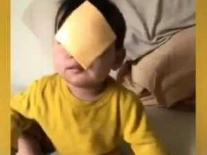 'Cruel' baby challenge upsets parents