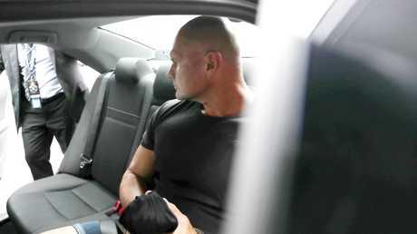 Broadbeach bikie brawl identity Jason 'JT' Trouchet.