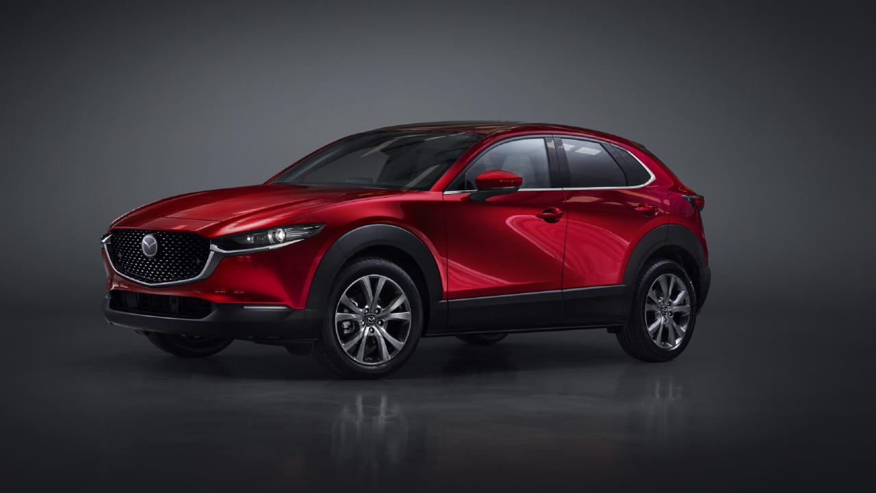Mazda's new CX-30 fills the gap between CX-3 and CX-5.