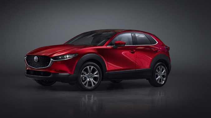 Geneva: 2020 Mazda CX-30