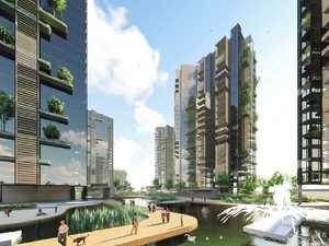 First look: $2B mini-city plan for floodplain