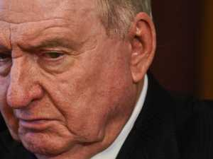 'You'll be sacked': Alan Jones threatened