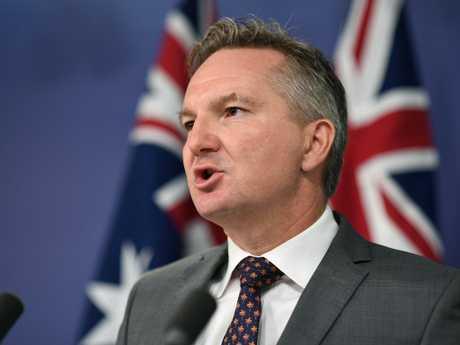 Shadow Treasurer Chris Bowen will speak in Brisbane today. Picture: AAP/Joel Carrett
