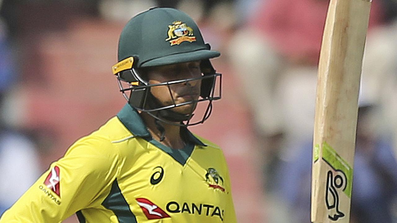 Usman Khawaja looks to have cemented his place in the squad.