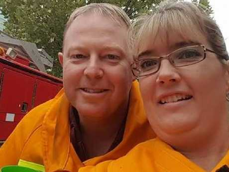 Michael and Julie Wright worked together at the CFA.