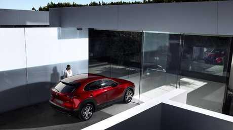 The Mazda CX-30 reaches Autralia in 2020.