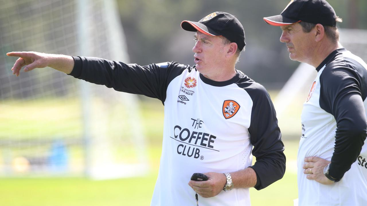 Ken Stead says Brisbane Roar will be benefit with an extra team in southeast Queensland. (Picture: Ric Frearson)