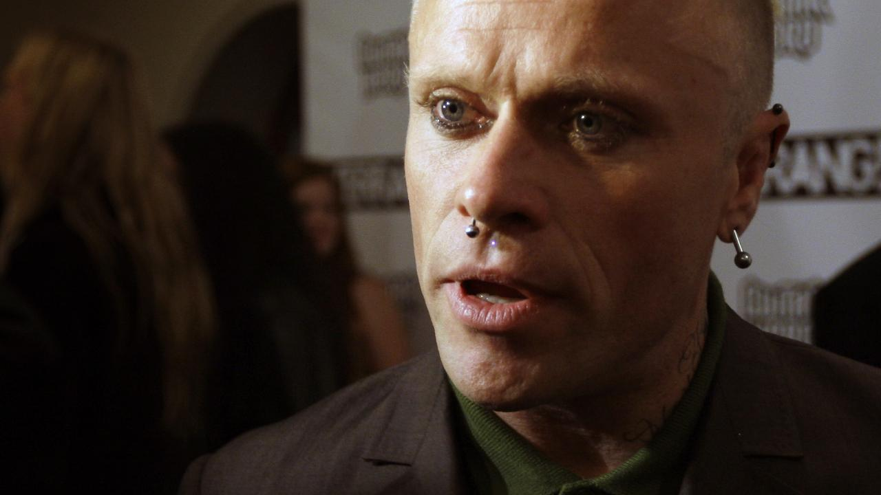 Musician Keith Flint of Prodigy has died. Picture: Joel Ryan