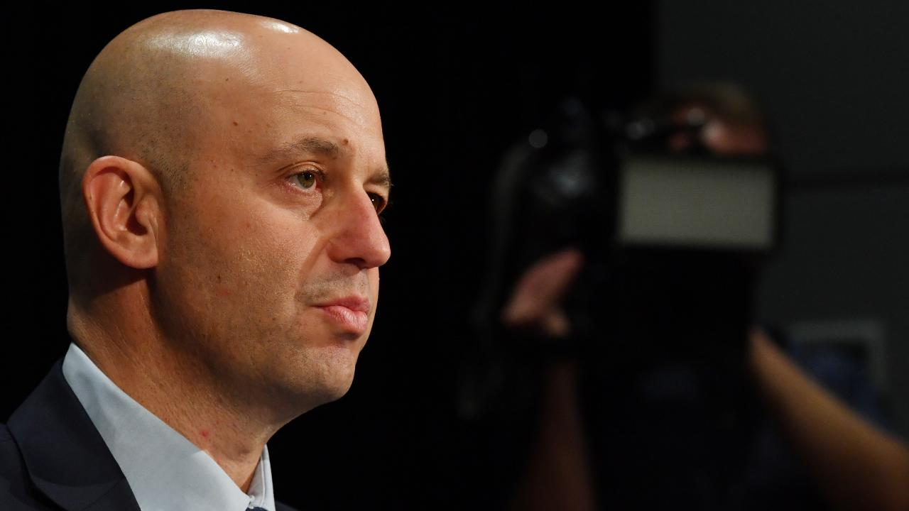 NRL chief executive Todd Greenberg. Picture: AAP