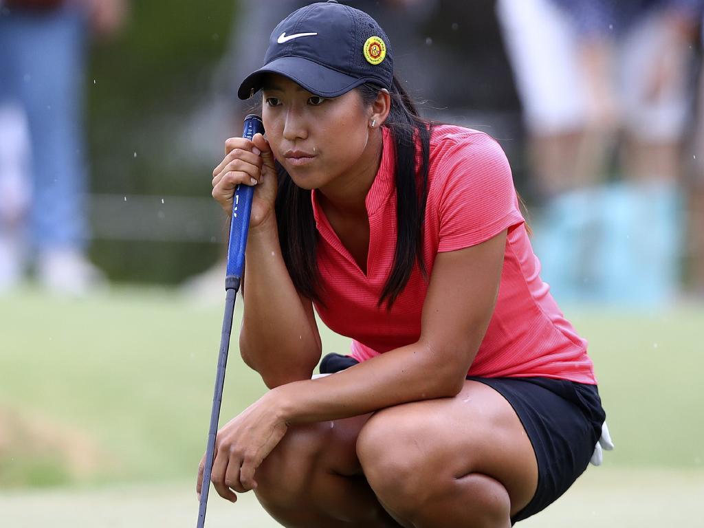 Australian golfer Stephanie Na. Picture: Sarah Reed