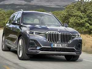 BMW's bizarre diesel move with new X7 SUV