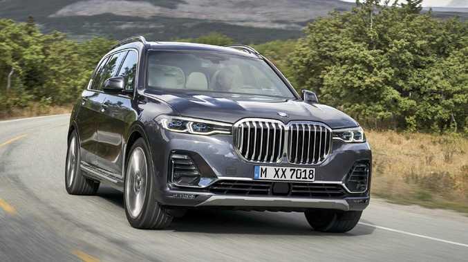 2019 BMW X7.