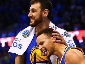 Bogut set for stunning Warriors NBA return