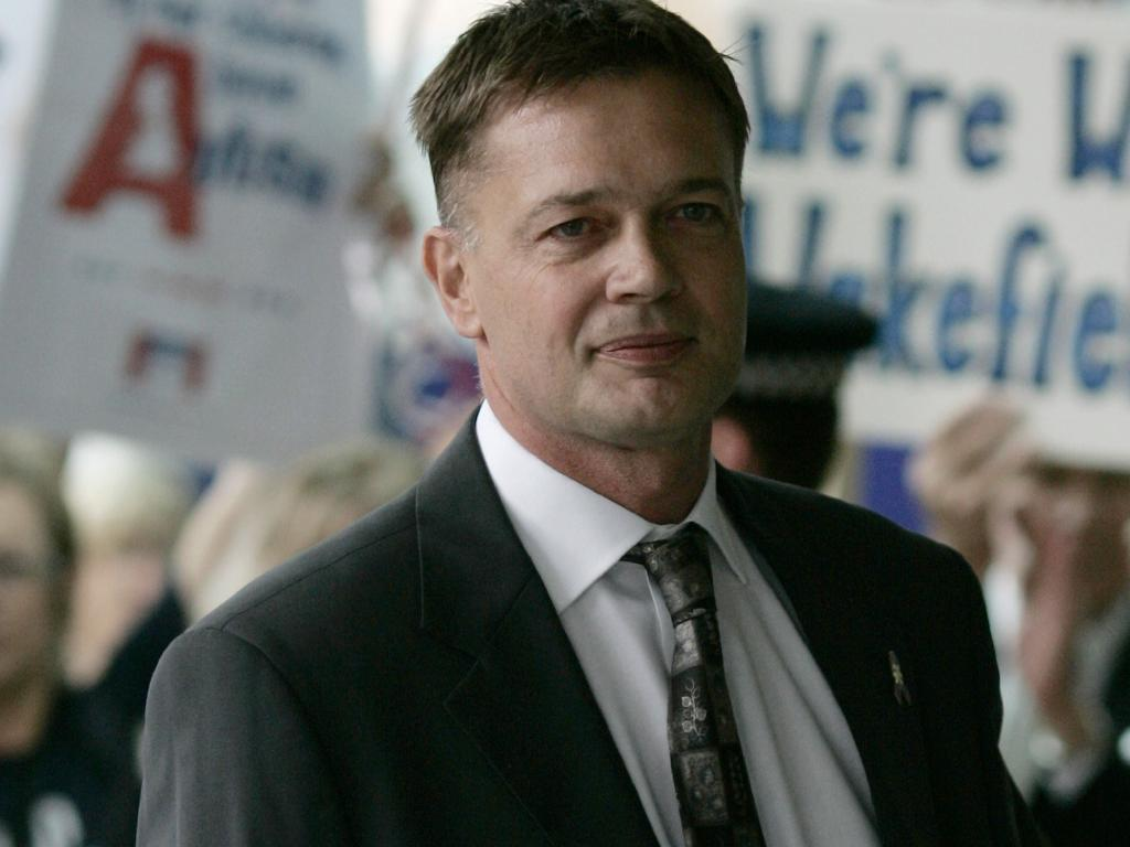 Disgraced ex-doctor Andrew Wakefield linked the MMR vaccine to autism.