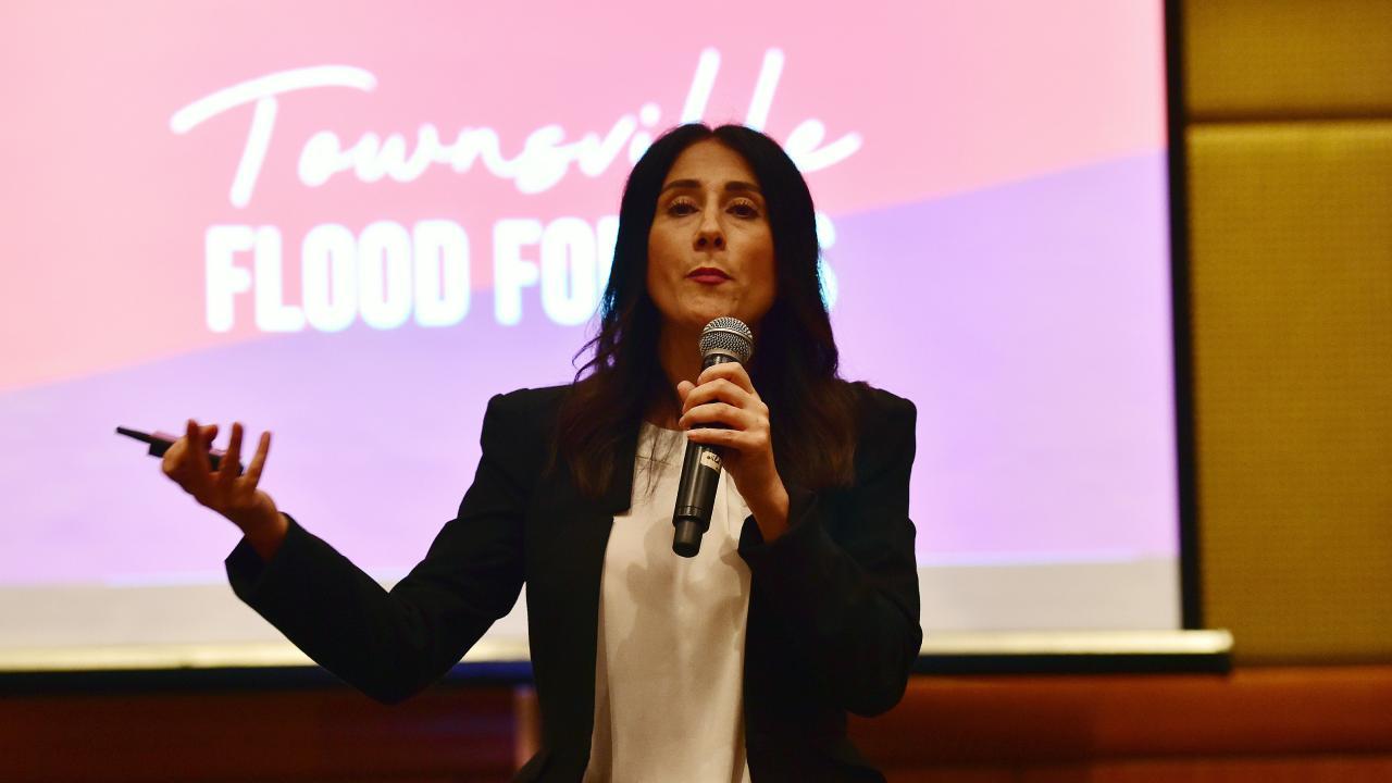 REIQ CEO Antonia Mercorella. Picture: Shae Beplate.