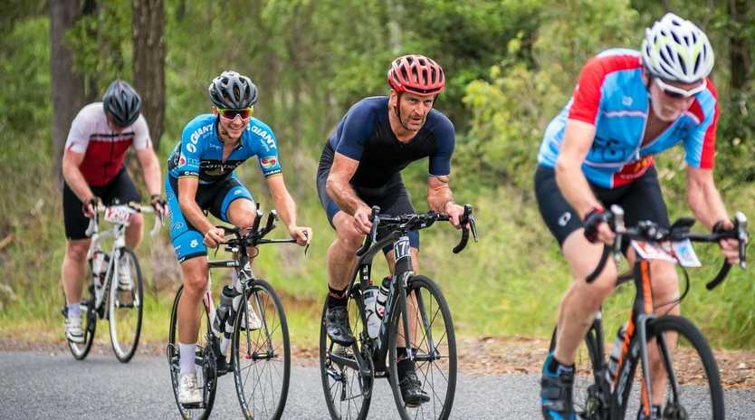 TOUGH CHALLENGE: Ride the Range is on March 31, and it's up to you just how far you think you can push yourself with four different lengths on offer from 58km to 164km.