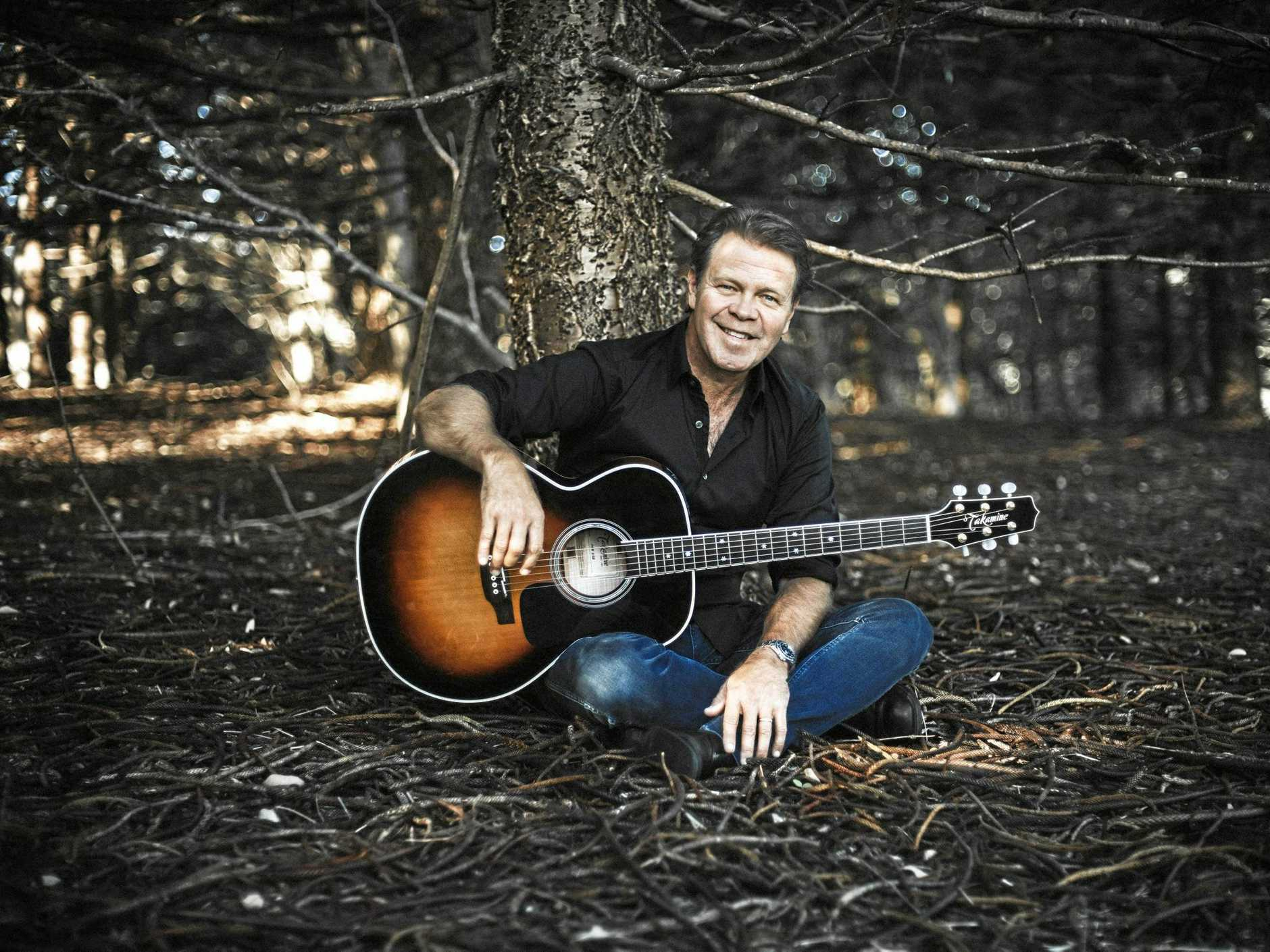 Troy Cassar-Daley has released his Greatest Hits album and is gearing up for CMC Rocks in Ipswich.