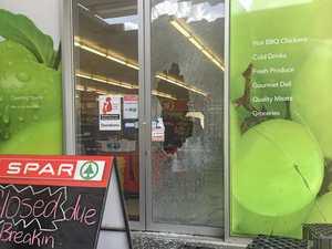 'Concerned': Supermarket staff uneasy about vandalism