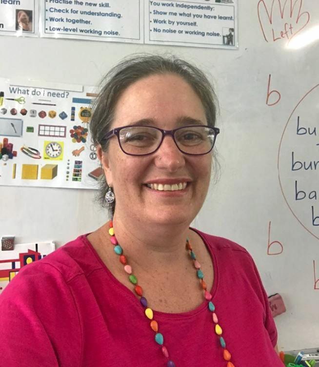 Gympie West State School year 2 teacher Angela Green.