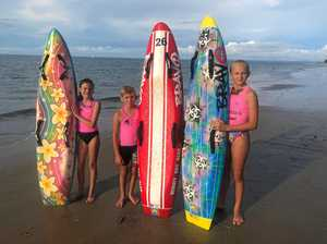 Lucky 13 for Bay Nippers
