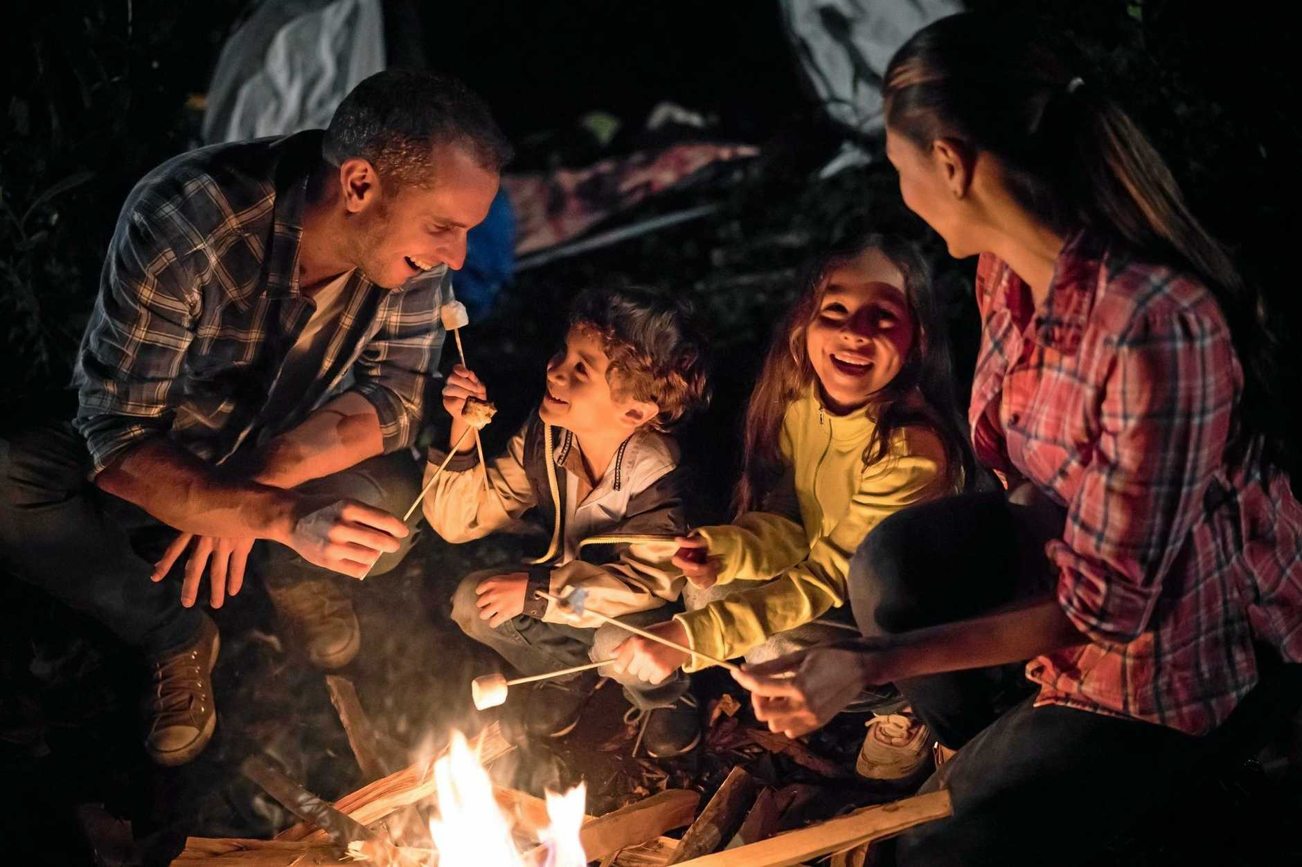 This might be how we expect marshmallow toasting to go. However, for one child the ideal was used to mask a different event. A central Queensland man preyed on a young girl by using bonfires, fishing and shooting as covers for abuse.