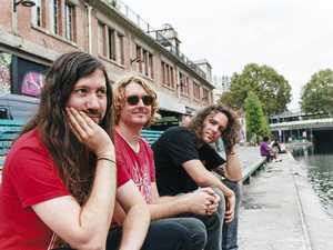 DZ Deathrays talk Bundy music scene and hopes for home gig