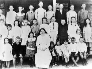 LOOKING BACK: Glen Aplin State School in 1916