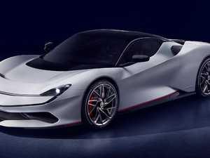 Former Ferrari designers reveal stunning revenge
