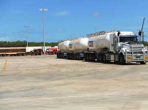 Truckers give new Darwin truck facility a big tick