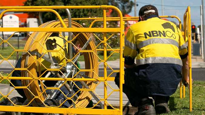 NBN Co figures show it will miss download speed targets in five out of eight states and territories.