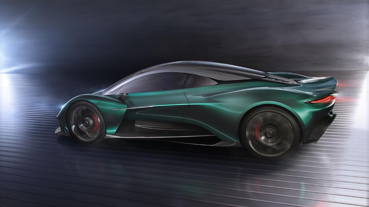 Aston Martin Vanquish Vision concept will have a mighty price tag when it goes on sale.