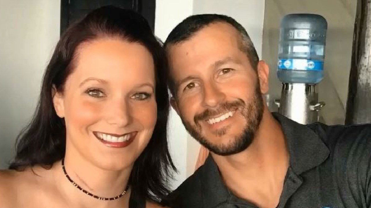 Chris Watts' daughter walked in just after her mother was killed, her lawyer says.