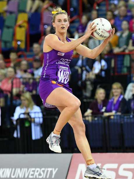 Gabi Simpson returns as captain for the new season.
