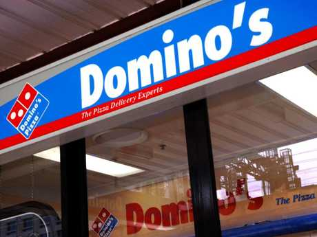 Chloe has had a few funny requests during her time working at Domino's.