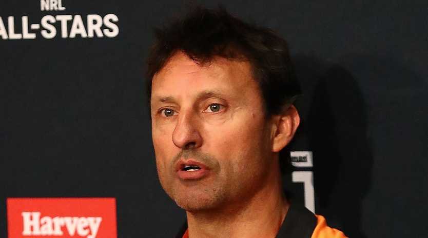 Laurie Daley has blasted the Penrith Panthers culture. (Photo by Kelly Defina/Getty Images)