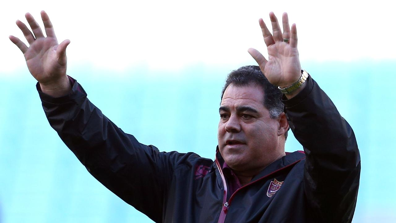 Mal Meninga has warned against adding a second team in Brisbane. (Photo by Renee McKay/Getty Images)