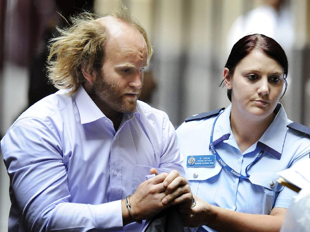 Arthur Freeman threw his daughter Darcey from the West Gate Bridge.