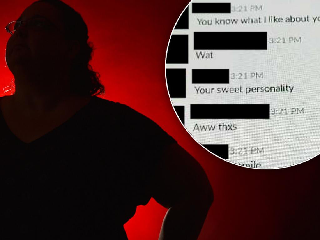 A mother has spoken out about how her daughter was targeted by a suspected  paedophile.