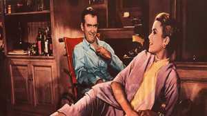 """Hitchcock. Grace Kelly. James Stewart. Romance. Mystery. Murder. That's """"Rear Window""""."""